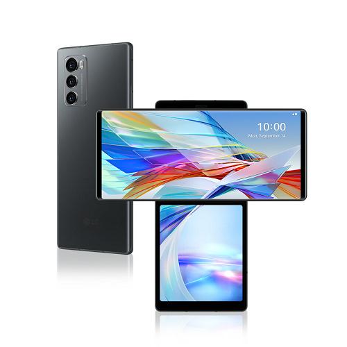 LG Wing 5G (F100N) 128GB 8GB Ram Sim Free / Unlocked Smartphone - £444 With Code @ Wonda Mobile