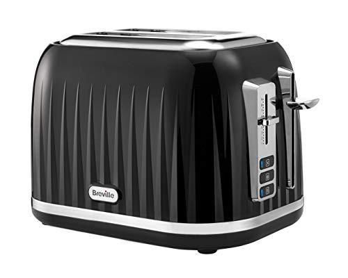 Breville VTT529 Impressions 2-Slice Toaster - Black £21 @ Amazon