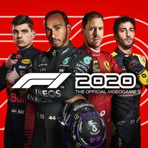 F1 2020 PS4 - £13.74 @ Playstation Store