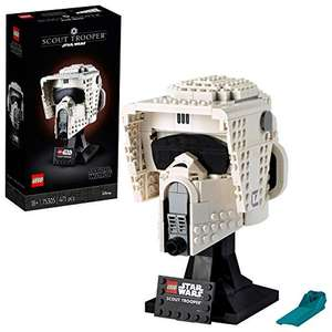 LEGO 75305 Star Wars Scout Trooper Helmet Building Set £44.99 - Dispatched from and sold by Jadlam Toys & Models on Amazon