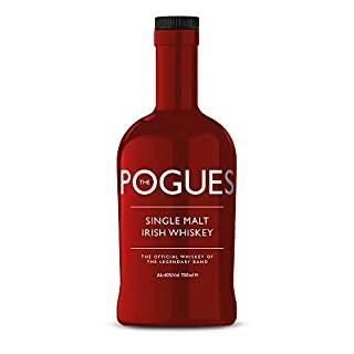 The Pogues Single Malt Irish Whiskey (Whisky), 70cl £10.73 + £4.49 Non Prime @ Amazon