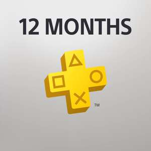 12 Months PlayStation Plus Subscription - £33.34 using PSN Credit from Shopto @ PlayStation Store