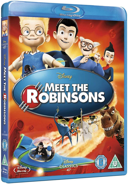 Disney Meet The Robinsons [Blu-ray] £2.62 + £2.99 p&p non prime @ Amazon