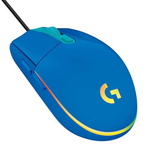 Logitech G203 LIGHTSYNC Gaming Mouse Blue - £19.64 prime (+£4.49 non prime) @ Amazon