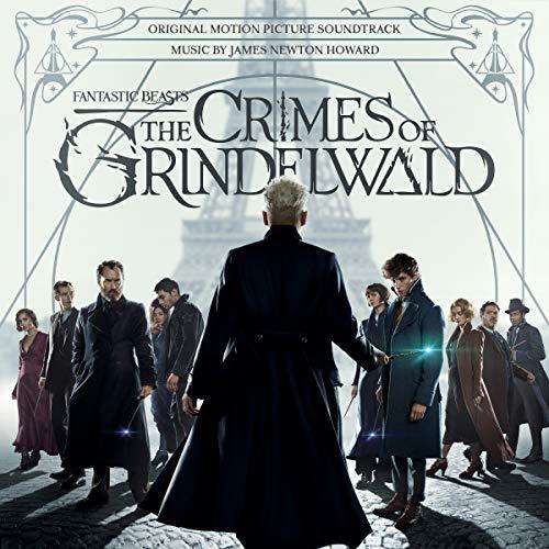Fantastic Beasts: The Crimes Of Grindelwald (Original Motion Picture Soundtrack) [VINYL] LP £5.06 (+£2.99 non-prime) @ Amazon