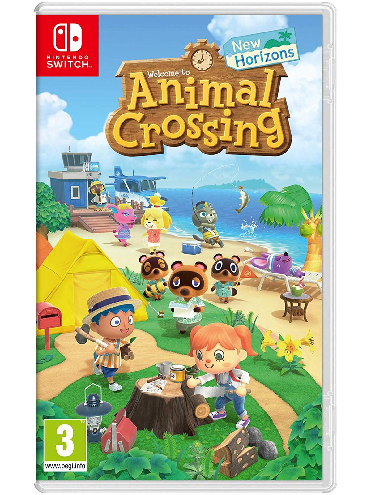 Animal Crossing Nintendo Switch £28 (UK Mainland) @ ElekDirect