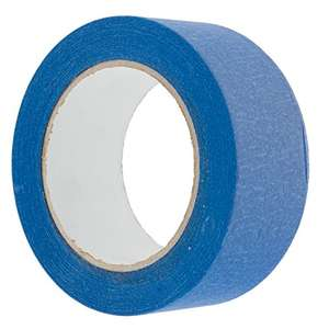 """Coral 71503 Masking Tape for Indoor and Outdoor, 1, 2"""" / 50M £1.52 (+£4.49 Non Prime) @ Amazon"""