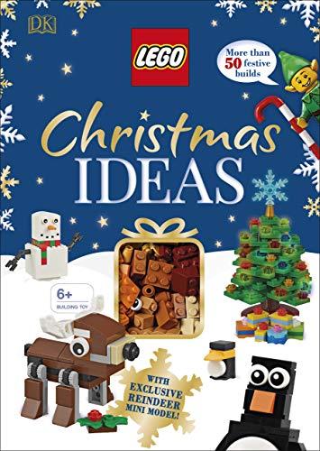 LEGO Christmas Ideas: With Exclusive Reindeer Mini Model - £4.14 (+£4.49 Non Prime) at Amazon