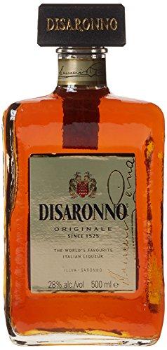 Disarrono Amaretto Italian Liqueur, 50cl £5.36 Prime (+£4.49 Non-Prime) @ Amazon