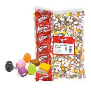 Barratt Dolly Mixtures 3 Kg - £9.50 Dispatched from and sold by Monmore Confectionery (+£4.49 Non-Prime) @ Amazon