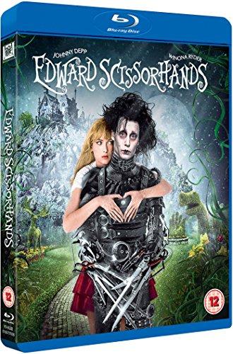 Edward Scissorhands - 25th Anniversary Edition Blu-ray - £3.63 (+£2.99 Non-Prime) @ Amazon