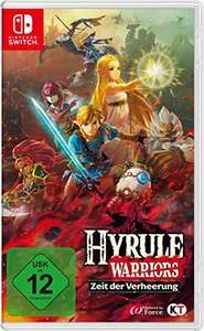 Hyrule Warriors: Age of Calamity (Nintendo Switch) - £35 (+£4 Delivery) @ Amazon DE