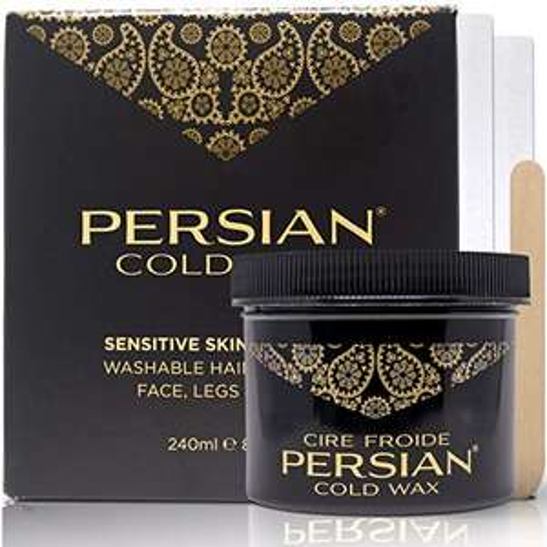 Persian Cold Wax Kit - £4.10 (Prime) + £4.49 (non Prime) at Amazon