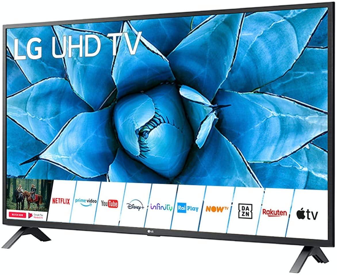 "LG 49UN73006LA 49"" 4K Ultra HD Smart TV with webOS - £246.24 @ Amazon"