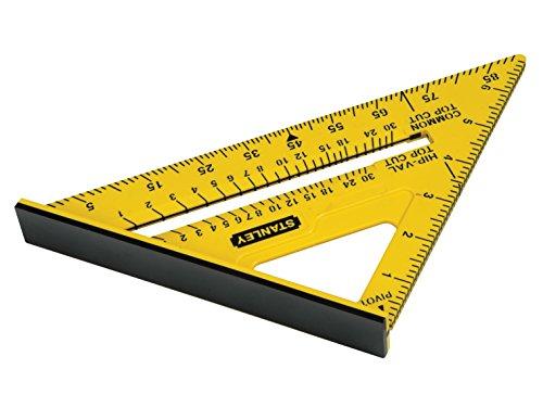 Stanley STHT46010 7-Inch Bi-Colour Quick Square £3.65 (+£4.49 Non Prime) @ Amazon