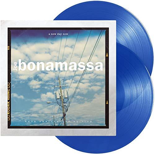 Joe Bonamassa - A New Day Now (20th Anniversary Edition) Blue Vinyl - £12.30 (+£2.99 Non-Prime) @ Amazon