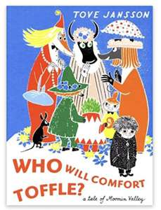Who Will Comfort Toffle? (Tale of Moomin Valley) - £2.15 (+£2.99 Non-Prime) @ Amazon