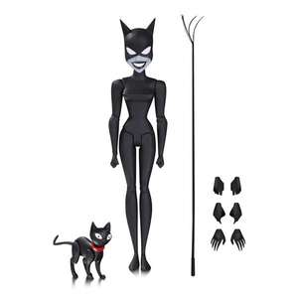 Batman Animated: New Batman Adventures: Action Figures: Catwoman / Riddler £5.99 delivered @ Forbidden Planet