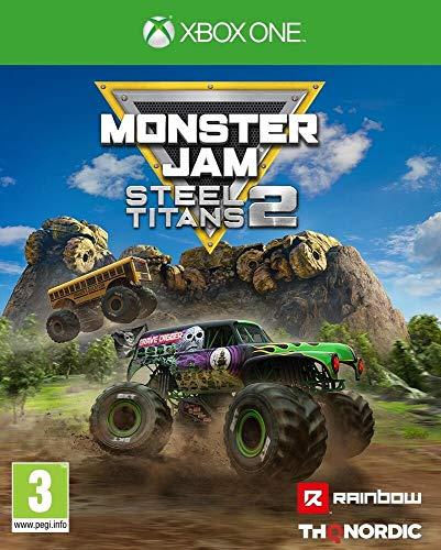 Monster Jam Steel Titans 2 - Xbox One £25.00 @ Amazon