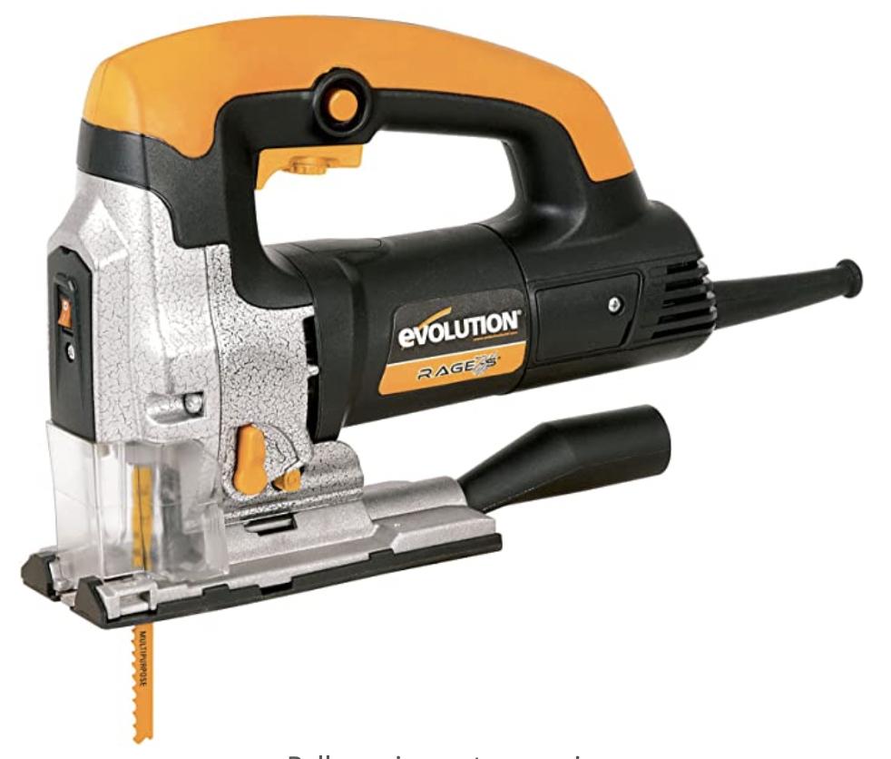 Evolution Power Tools RAGE 7-S Multi-Material Jigsaw, 710 W (230 V) - £35.98 @ Amazon