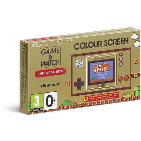Game & Watch Super Mario Bros Nintendo Console - £32.99 delivered @ 365games
