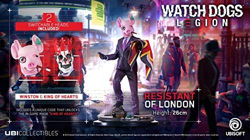 Watch Dogs: Legion - Resistant Of London Figure £9.81 + £4.49 NP @ Amazon