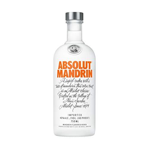 Absolut Vodka Mandrin, 70 cl free delivery prime £12.19 + £4.49 non prime delivery @ Amazon