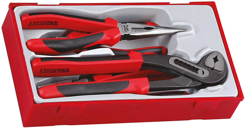 Teng TT440T Mega Bite Plier Set (4 Pieces) £37.09 @ Amazon