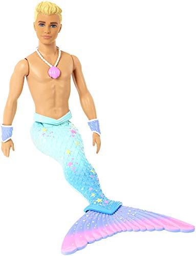 Barbie Dreamtopia Merman Doll £8.99 (+ £4.49 p&p Non-Prime) Amazon