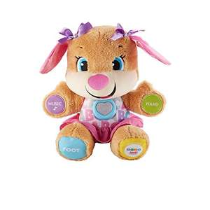 Fisher Price Laugh and Learn Smart Stages Sis FPP51 £11.59 (+ £4.49 Non-Prime) @ Amazon