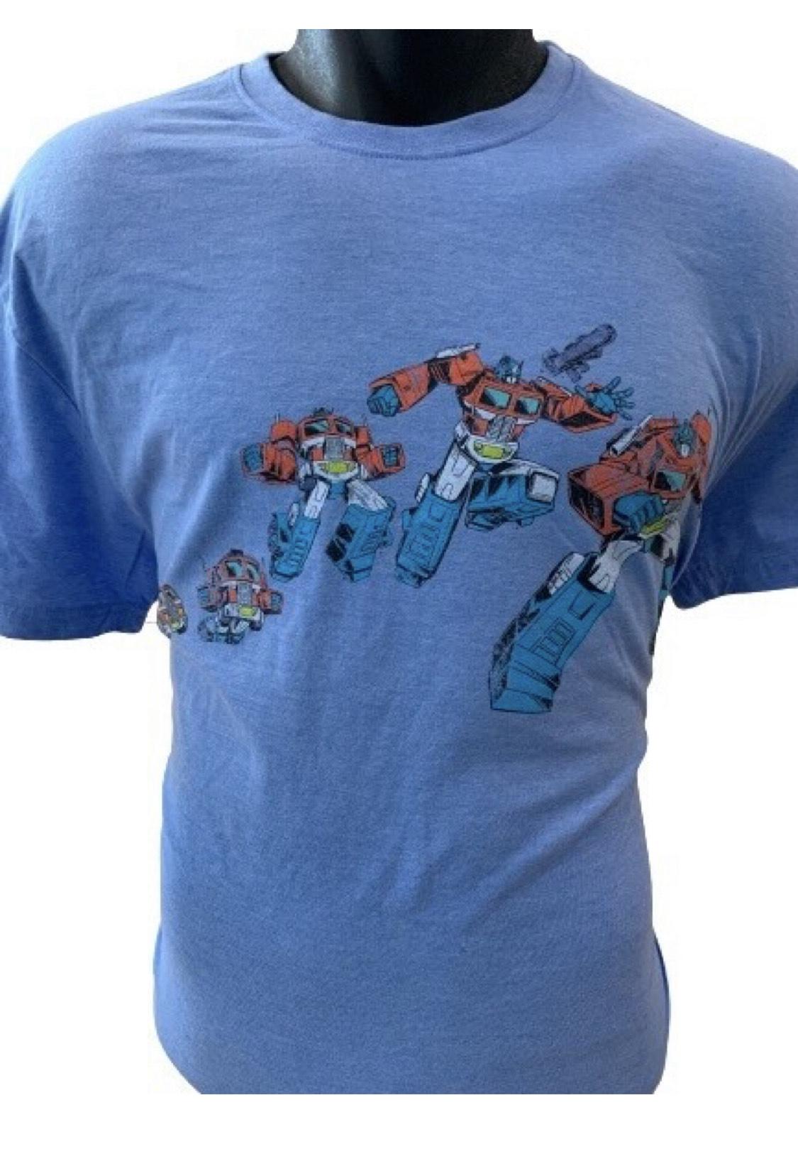 """Transformer Optimus Prime """"Alter-Ego"""" T-Shirt - £6.49 delivered @ Licensed Bargains"""