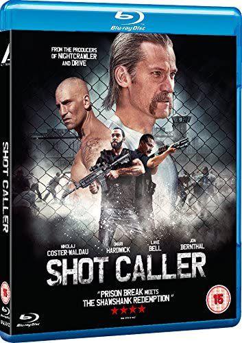 Shot Caller [Blu-ray] - £2.54 Prime / +£2.99 non Prime @ Amazon