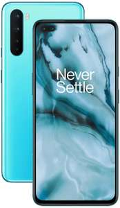 OnePlus Nord Blue Marble 12GB+256GB Mobile Phone - £235.36 @ Amazon