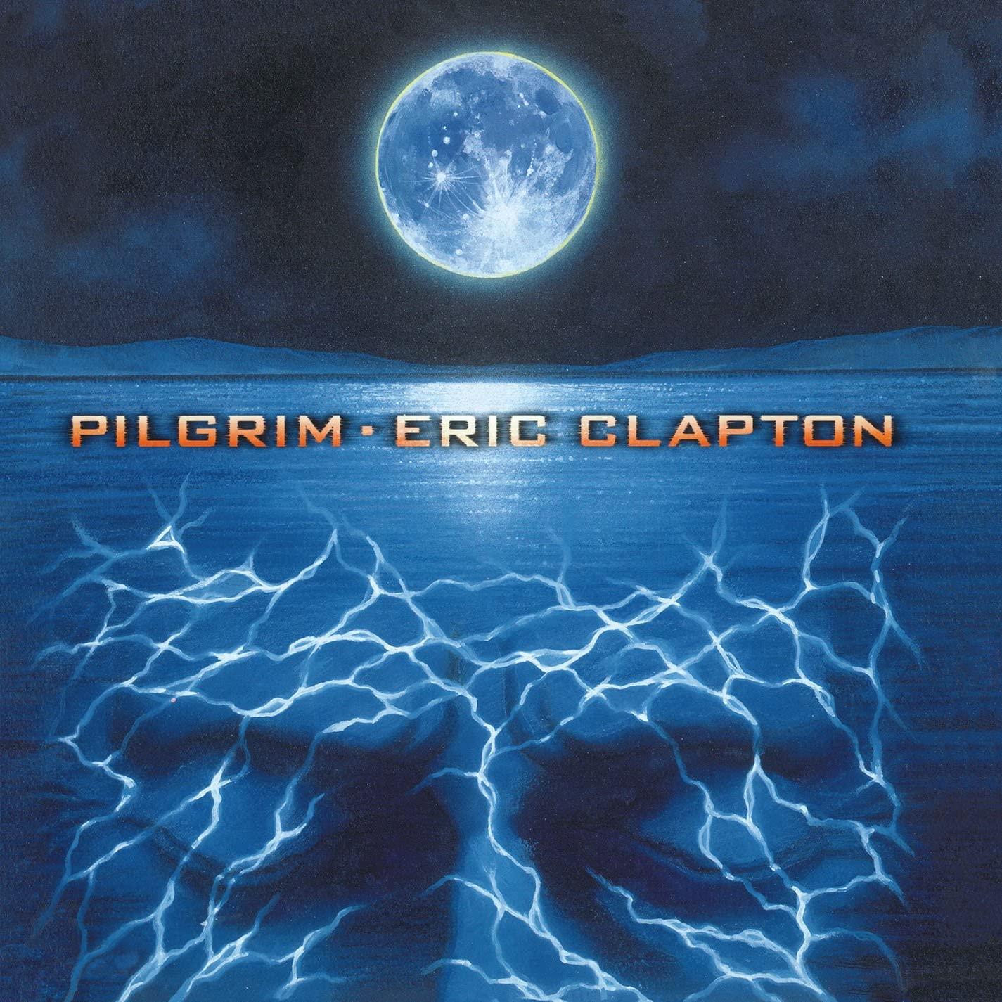 Eric Clapton Pilgrim Double Vinyl LP Record - £9.51 Prime / +£4.49 non Prime at Amazon