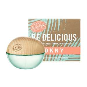 DKNY Be Delicious Coconuts About Summer Eau de Toilette Spray 50ml - £20.11 delivered using code @ Escentual