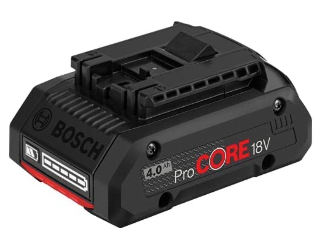 Bosch professional battery gba 18v 4ah procore £44.17 @ Amazon