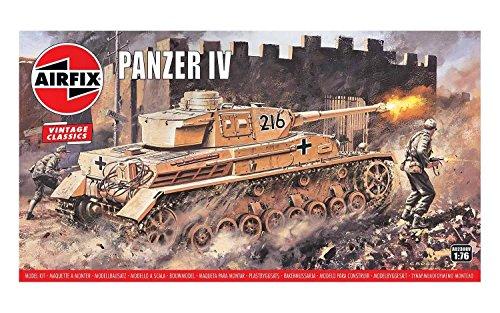 Airfix A02308V Panzer IV - £4.33 Prime / +£4.49 non Prime @ Amazon