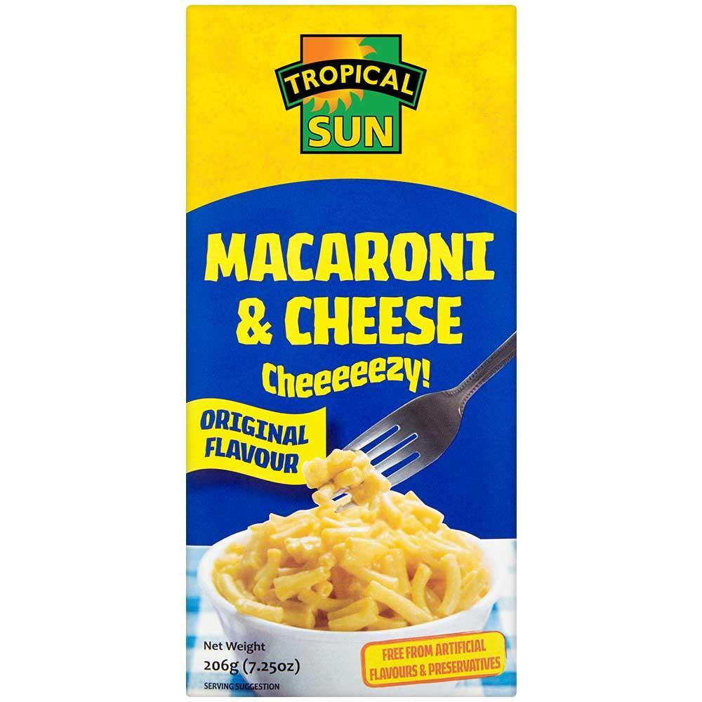 Tropical Sun Macaroni & Cheese 89p @ Asda