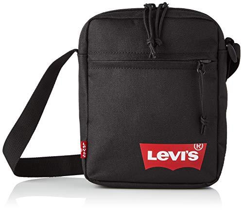 Levi's Men's Shoulder Bag Crossbody, One Size - £4.87 Prime (+£4.49 non prime) @ Amazon