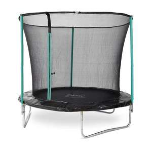 Plum Turquoise 8ft Trampoline - £100 (Free Collection) @ Homebase