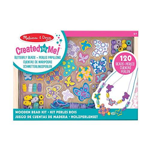 Melissa & Doug Butterfly Friends Bead Set - £4.41 (+£4.49 Non Prime) @ Amazon