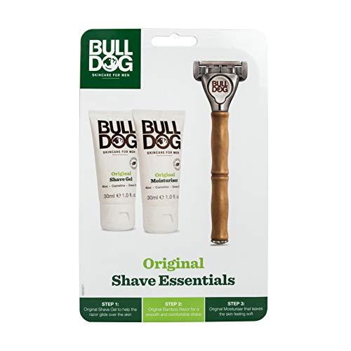 Bulldog Skincare Shave Essentials - £3.64 Prime (+£4.49 Non-Prime) @ Amazon