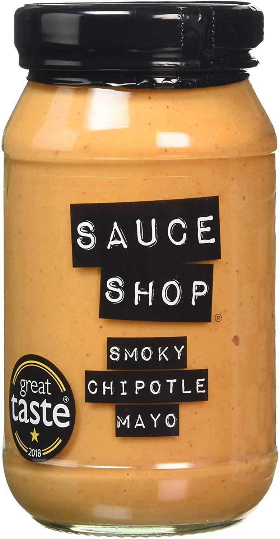 Sauce Shop Chipotle Mayo, 250g - £1.71 Prime (+£4.49 Non Prime) @ Amazon