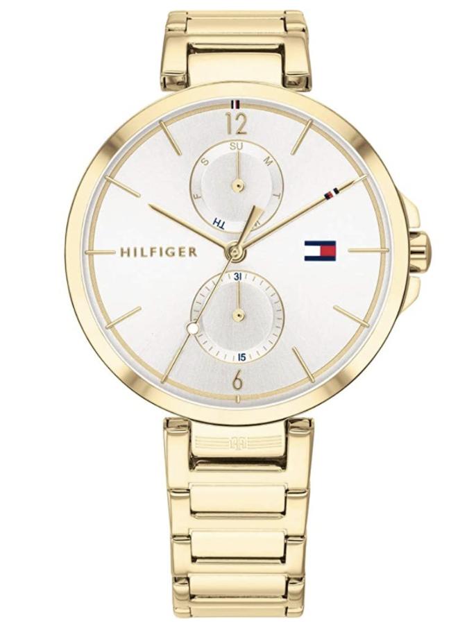 Tommy Hilfiger Angela Womens Multi Dial Watch - £61.49 @ Amazon