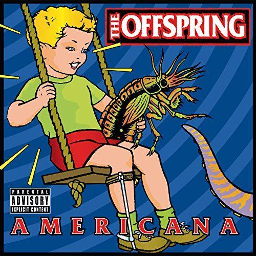 Americana - The Offspring on Vinyl £11.50 (+£2.99 non-prime) @ Amazon