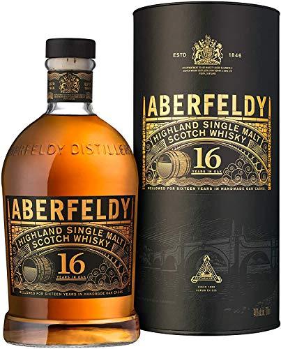Aberfeldy 16 Year Old Single Malt Scotch Whisky 70cl £44.90 delivered @ Amazon