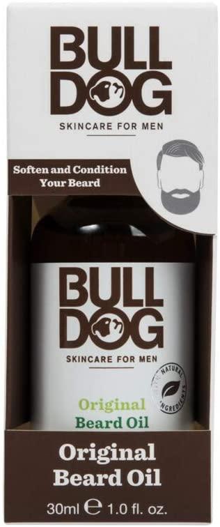 Bulldog Original Beard Oil, 30ml - £3.66 / +£4.49 Non Prime (£3.48 S&S) @ Amazon