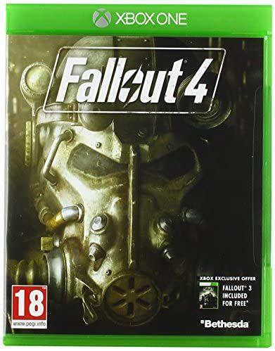 [Xbox One] Fallout 4 (Inc Fallout 3) - £3.99 Prime / £6.98 Non-Prime @ Amazon