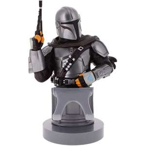 Cable Guys Controller / Phone Holders: The Mandalorian and Boba Fett - £12.74 Each / Chewbacca - £13.34 at 365Games
