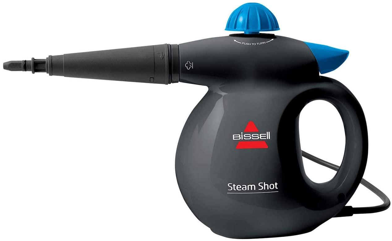 BISSELL SteamShot | Multi-Purpose Handheld Steam Cleaner £21.73 @ Amazon
